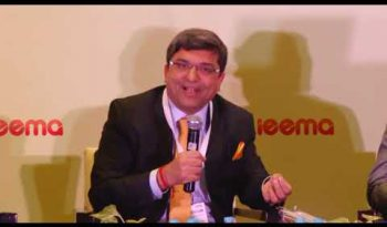 Dr Rishi was the leading speaker in the Panel Discussion for Electricity, Innovation and Technology Disruption in the 12th IEEMA T&D Conclave